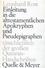 Přejít na záznam  Einleitung in die alttestamentlichen Apokryphen und P...